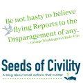 Gossip and Civility